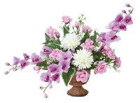 光触媒造花アレンジ 光の楽園 アレンジフラワー 3A2105-40