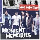 ワン・ダイレクション/ミッドナイト・メモリーズ【CDアルバム/13-11】ONE DIRECTION/MIDNIGHT MEMORIES
