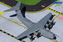 A400M アトラス フランス空軍 F-RBAN 1/400 2021年4月29日発売 GeminiMACS(ジェミニマックス) 飛行機/模型/完成品 [GMFAF093]