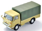 トミカリミテッドヴィンテージ43 LV43-02b いすゞ 低床 茶