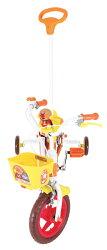 それいけ!アンパンマン12D(1400)【送料無料】【完成品】12インチ子供用自転車幼児用自転車12インチ当店人気商品★激安特価アンパンマンのカジキリ自転車[D]【RCP】