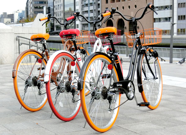 ... 自転車カラータイヤおすすめ