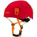 カンプ CAMP ヘルメット タイタン Titan 54-62 レッド 5212702-220