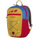 マムート 子供用バックパック First Zip 16L ファンシー 2510-01542-9164