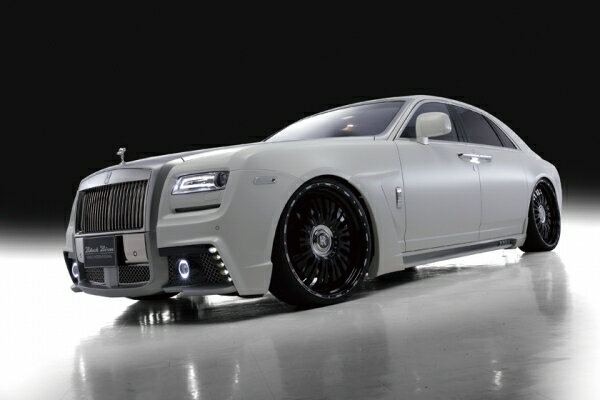ROLLS ROYCE GHOST Sports Line Black Bison Edition 2010y〜 KIT PRICE 4点キット(F S R TS)