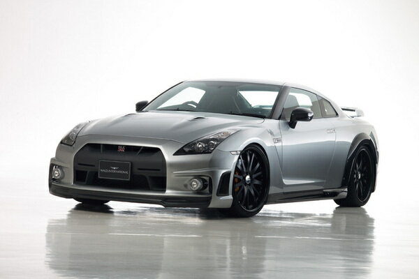NISSAN GT-R R35 Sports Line 6KIT PRICE(F.S.R.TS.RS.OF)(DRY CARBON Ver.)