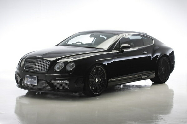 BENTLEY CONTINENTAL GT SPORTS LINE BLACK BISON EDITION 08y 〜 5点KIT PRICE(F S R TS RS)