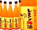 【中野酒造】紀州のレモン梅酒 1800ml