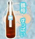 【平和酒造】鶴梅の梅酒 すっぱい 1800ml