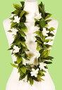 フラダンス衣装 レイ ハワイ 花飾り イベント フラ ハワイアンレイ フラワーレイ G-08 マイレチューブローズレイ