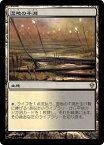 MTG 土地 日本語版 湿地の干潟 ZEN-219 レア【ランクA】【中古】