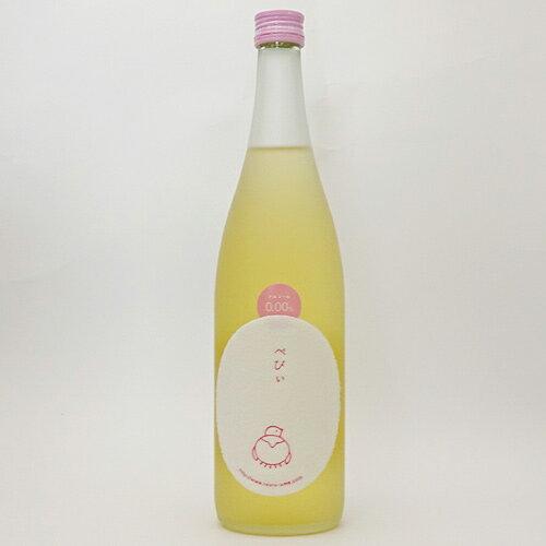 【平和酒造】べびぃ鶴梅 ノンアルコール梅酒 (希釈用)(720ml) クリアカートン入
