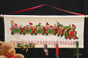 OOE クロスステッチ刺繍キット 12140 クリスマス アドベントカレンダー デンマークの刺しゅうメーカー「オーレンシュレーガー(O. Oehlenschl&...
