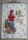 OOE クロスステッチ刺繍キット 20305 クリスマス アドベントカレンダー デンマークの刺しゅうメーカー「オーレンシュレーガー(O. Oehlenschlägers Eftf. / Oehlenschlager)」製ししゅうキット Christmas X'mas Santa Claus Advent Calendar