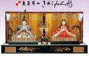 東芸 木目込人形キット「親王飾・光雲」 S318 手作り キット 雛人形 桃の節句