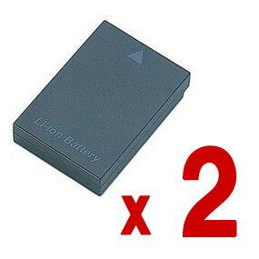 定形外【2個セット】富士フィルム FUJIFILM NP-50互換バッテリーのお得な2個セット