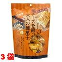 東海農産 じゃり豆濃厚チーズ 80g×3袋