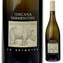 【6本〜送料無料】ヴェルメンティーノ トスカーナ 2015 ラ スピネッタ カサノーヴァ 750ml [白]Vermantino Toscana La Spinetta Casanova