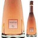 繊細な泡と華やかな香りピノネロ100%で造られるフェルゲッティーナの高品質ロゼ フランチャコルタ