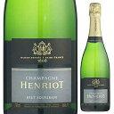 【6本〜送料無料】ブリュット スーヴェラン NV シャンパーニュ アンリオ 750ml [発泡白]BRUT SOUVERAIN Champagne Henriot