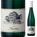 【6本〜送料無料】ヴィッラ ローゼン モーゼル リースリング Q.b.A. 2015 ドクター ローゼン 750ml [甘口白]Villa Loosen Mosel Riesling Q.b.A. G.Loosen GmbH [スクリューキャップ]