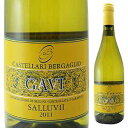 ガヴィに特化した造り手ベルガーリオのスタンダードガヴィしっかりとした酸とミネラルのクラシカルな味わい