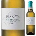 啤酒, 洋酒 - 【6本〜送料無料】 [375ml]ラ セグレタ ビアンコ 2015 プラネタ [ハーフボトル][白]La Segreta Bianco Planeta