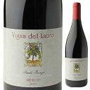 【6本〜送料無料】メルロー フリウリ イソンツォ 2014 ヴィーニャ デル ラウロ 750ml [赤]Merlot Friuli Isonzo Vigna del Lauro