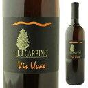 【6本〜送料無料】セレツィオーネ ピノ グリージョ ヴィス ウヴェ 2010 イル カルピノ 750ml Selezione Pinot Grigio Vis Uvae 2010 Il Carpino[イタリア] [白]