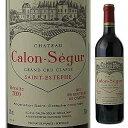 б┌┴ў╬┴╠╡╬┴б█е╖еуе╚б╝ елеэеє е╗еоехб╝еы 2008 750ml [└╓]Chateau Calon Segur