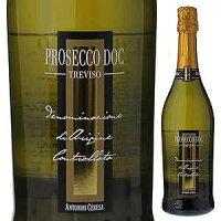 【6本〜送料無料】プロセッコ トレヴィーゾ エクストラ ドライ NV アントニーニ チェレーザ 750ml [発泡白]Prosecco Treviso Extra Dry Antonini Ceresa