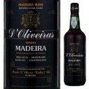 【6本〜送料無料】マデイラ ミディアム ドライ NV ペレイラ ドリヴェイラ 750ml [マデイラワイン]Madeira Medium Dry Pereira D'Oliveira