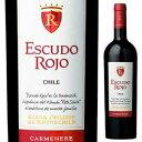 【6本〜送料無料】エスクード ロホ カルメネール 2013 バロン フィリップ ド チリ 750ml [赤]Escudo Rojo Carmenere Baron Philippe Chile