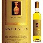 【6本〜送料無料】アンジャリス 2012 アルジオラス 500ml [甘口白]Angialis Argiolas