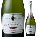 【6本〜送料無料】キュヴェ ビジュー ドゥミ セック NV グラン シェ ド フランス 750ml [甘口発泡白]Cuvee Bijou Demi-Sec Les Grands Chais De France