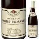 【6本〜送料無料】ヴォーヌ ロマネ 2014 ブシャール P&F 750ml [赤]Vosne-Romanee BOUCHARD PERE & FILS