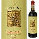 【6本〜送料無料】キャンティ 2015 カンティーナ ベリーニ 750ml [赤]Bellini Chianti Cantina Bellini