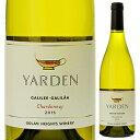 б┌6╦▄б┴┴ў╬┴╠╡╬┴б█ефеые╟еє е╖еуеые╔е═ 2018 е┤ещеє е╧еде─ еяеде╩еъб╝ 750ml [╟Є]Yarden Chardonnay Golan Heights Winery