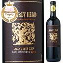 【6本〜送料無料】ナーリー ヘッド オールド ヴァイン ジンファンデル 2017 デリカート ファミリー ヴィンヤーズ 750ml 赤 Gnarly Head Old Vine Zinfandel Delicato Family Vineyards
