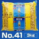No.41 ペンネ リガーテ 3kg ディチェコ (DE CECCO) s