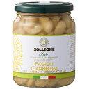 オーガニック白いんげん豆 360g ソルレオーネ ビオ