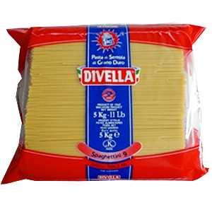 スパゲッティーニ ディヴェッラ