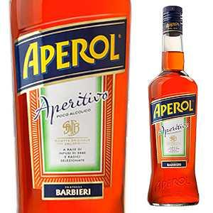 【6本〜送料無料】アペロール NV バルビエリ 700ml [リキュール]Aperol Barbieri