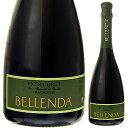 【6本〜送料無料】シャルドネ スプマンテ エクストラ ブリュット NV ベッレンダ 750ml [発泡白]Chardonnay Spumante Extra Brut Bellenda