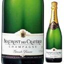 シャンパーニュ グランド レゼルヴ ブリュット NV ボーモン デ クレイエール 750ml Champagne Grande Reserve Brut Beaumont Des Crayeres