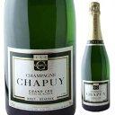 【6本~送料無料】カルト ヴェルト ブリュット レゼルヴ ブラン ド ブラン NV シャンパーニュ シャピュイ 750ml [発泡白]Carte Verte Brut Reserve Blanc De Blancs Champagne Chapuy