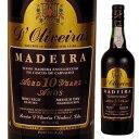【6本〜送料無料】マデイラ 10年 ミディアム ドライ NV ペレイラ ドリヴェイラ 750ml [マデイラワイン]Madeira 10 Year Old Medium Dry..
