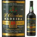 【6本〜送料無料】マデイラ 15年 ミディアム スイート NV ペレイラ ドリヴェイラ 750ml [マデイラワイン]Madeira 15 Year Old Medium S..