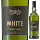 【6本〜送料無料】ホワイトポート NV ヴィニョス ボルゲス 750ml [甘口ポートワイン]White Port Vinhos Borges