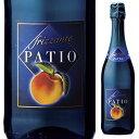 【6本〜送料無料】パティオフリッツァンテペスカNVドネリ750ml[甘口発泡フレーバードワイン]PatioFrizzantePescaDonelli